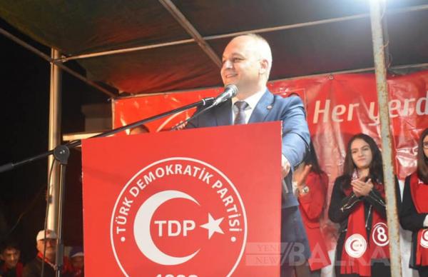 Türk Demokratik Partisi (TDP) 21 Belediye Meclis Üyesini kazandı