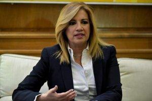 Yunan siyasetçi Fofi Gennimata hastaneye kaldırıldı