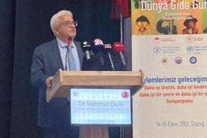 TİKA Başkan Yardımcısı Çevik: 'Dünyada gıda paylaşımda adalet ve adil bir düzen yok'