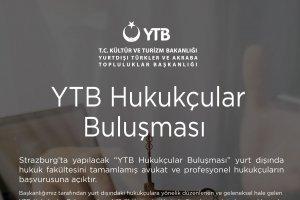 YTB Dünyanın Dört Bir Yanındaki Hukukçuları Buluşturuyor