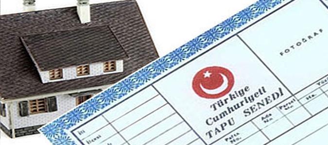 Avrupalı Türkler, tapu işlemlerini artık internetten yapabilecek