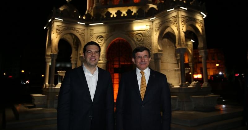 İzmir'de Türkiye-Yunanistan buluşması