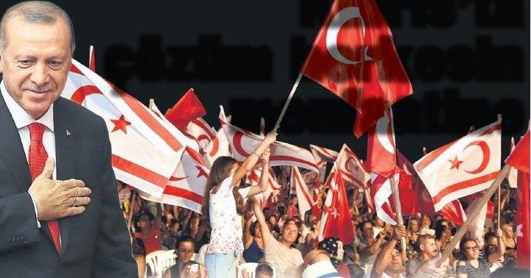 Kıbrıs'ta çözüm herkesin menfaatine