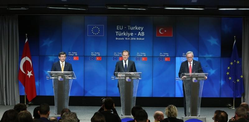 Türkiye ve AB anlaşmaya vardı